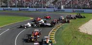Salida del GP de Australia de 2012 – SoyMotor.com