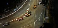 VÍDEO: Encarnizada lucha por la 11º posición en la última vuelta en Singapur – SoyMotor.com