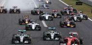 Salida del Gran Premio de Hungría - LaF1