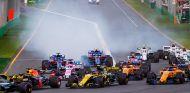 Salida de la carrera del Gran Premio de Australia - SoyMotor.com