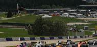 Primeros compases en el GP de Austria 2017 - SoyMotor.com