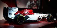 Presentación de los colores de Sauber para 2018 - SoyMotor.com