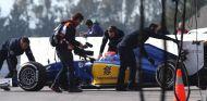 El Sauber C34 en Barcelona - LaF1.es