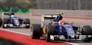 Felipe Nasr en Austin - LaF1