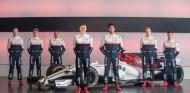 Sauber anuncia sus alineaciones de jóvenes pilotos para F2, F3 y F4 - SoyMotor.com