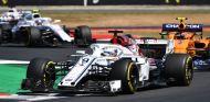 Marcus Ericsson en Silverstone - SoyMotor.com