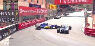 Ericsson chocó contra Nasr - LaF1