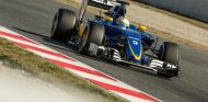 Sauber completa el último día de test sin problemas - LaF1