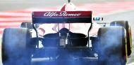El coche de Alfa Romeo Sauber – SoyMotor.com