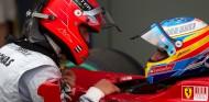 Alonso lee las carreras como Schumacher y Senna, según Symonds - SoyMotor.com