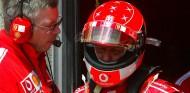 Ross Brawn y Michael Schumacher - SoyMotor.com