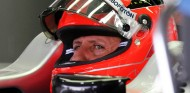Michael Schumacher en Interlagos en 2012 - SoyMotor.com