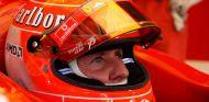 Michael Schumacher en el Gran Premio de Italia de 2004 - LaF1