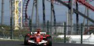 Schumacher abandonó en Japón por una rotura de motor cuando lideraba la carrera a falta de quince vueltas - SoyMotor