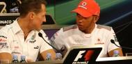 """Rosberg: """"Hamilton tiene más talento natural que Schumacher"""" - SoyMotor.com"""