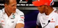 """Mercedes: """"Hamilton y Schumacher se parecen más de lo que la gente cree"""" - SoyMotor.com"""
