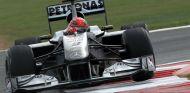 Michael Schumacher en 2010 - LaF1