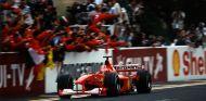 Michael Schumacher se proclama campeón en Suzuka - SoyMotor.com