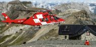 Helicóptero de rescate del Rega - LaF1