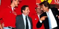 Schumacher, Todt, Barrichello y Montezemolo - SoyMotor.com