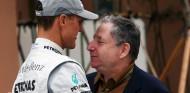 """Todt: """"Schumacher sigue luchando, es todo lo que puedo decir"""" - SoyMotor.com"""