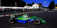 El Jordan 191 con el que Schumacher debutó, en venta por 1,45 millones de euros - SoyMotor.com
