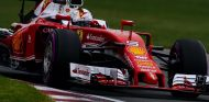 Sebastian Vettel durante la carrera en Canadá - LaF1