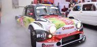 Jose María Ponce correrá con este Seat 600 JRT en el Rally de Canarias © Revista Scratch - SoyMotor.com