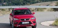 Al volante del Seat Ateca FR 2017 - SoyMotor.com