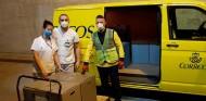 Dos respiradores OxyGEN en Can Ruti, Badalona - SoyMotor.com