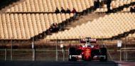 Sebastian Vettel en el segundo día de tests en el Circuit de Barcelona-Catalunya - LaF1