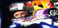 Sebastian Vettel, tricampeón del mundo de F1