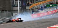 Vettel intentó ir a una parada pero le salió mal - LaF1