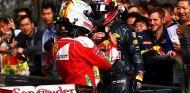 Vettel afirma que no tuvo nada que ver en la decisión de Red Bull - LaF1