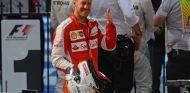 Vettel, un ejemplo para Verstappen - LaF1