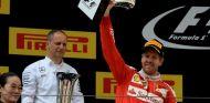 Vettel ve a Rosberg como el rival a batir - LaF1