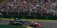 Ferrari cada vez está más cerca de Mercedes - LaF1