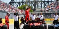 Sebastian Vettel celebra la Pole en el GP de Canadá F1 2019 - SoyMotor