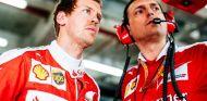 Vettel comete un error y saldrá cuarto - LaF1