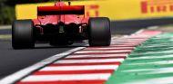 Sebastian Vettel en Hungaroring - SoyMotor.com