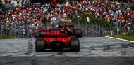 Sebastian Vettel y Kimi Räikkönen en Red Bull Ring - SoyMotor.com