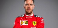 Sebastian Vettel en la fotografía oficial de la temporada 2020 - SoyMotor.com