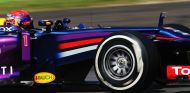 Sebastian Vettel durante el Gran Premio de Italia - LaF1
