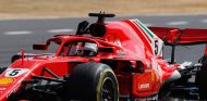 Sebastian Vettel con el neumático blando en Silverstone - SoyMotor.com