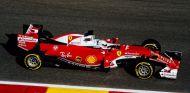 Sebastian Vettel durante la carrera en Spa-Francorchamps - LaF1
