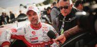 """Sébastien Loeb: """"Ganar así es increíble. Por momentos me dije que era mi mejor victoria"""" -"""