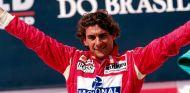 Ayrton Senna en el GP de Brasil de 1993 - SoyMotor.com