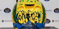 Casco que donará Carlos Sainz - SoyMotor.com