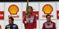 Ayrton Senna y los calambres de la victoria - SoyMotor.com