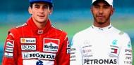 """Hamilton: """"Ver a Senna me motivó para luchar por campeonatos"""" - SoyMotor.com"""